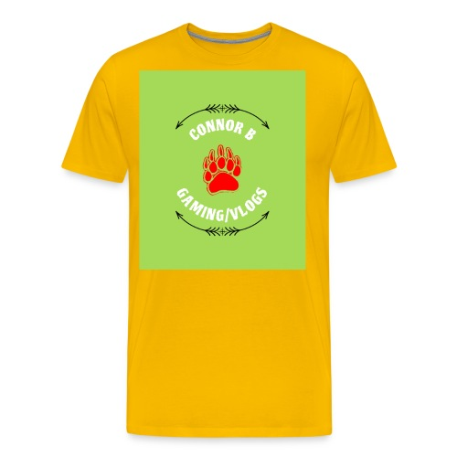 #beabooty - Men's Premium T-Shirt