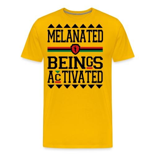 MELANATED BEINGS-MEN - Men's Premium T-Shirt
