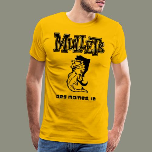 Mullets Color Series - Men's Premium T-Shirt