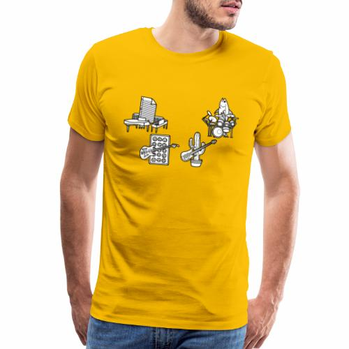 literalphish - Men's Premium T-Shirt