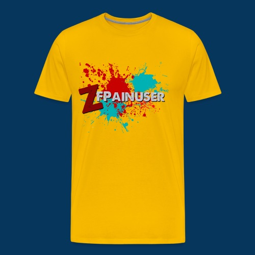 zfpshirtV2 - Men's Premium T-Shirt