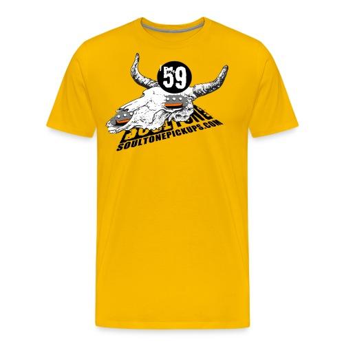 59 Texas Blues - Men's Premium T-Shirt