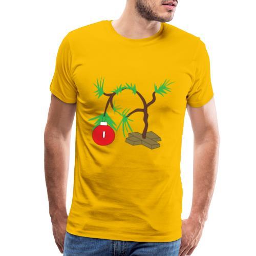 GoodGriefChristmasTree - Men's Premium T-Shirt