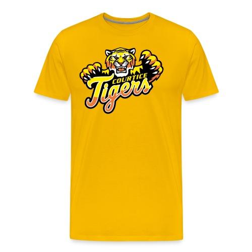 Courtice FINAL - Men's Premium T-Shirt