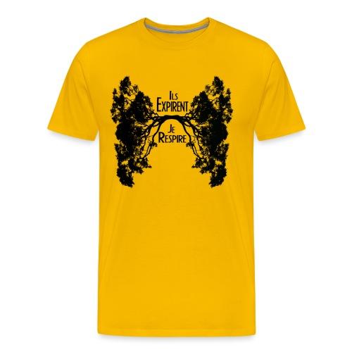 Oxygène Noir - Men's Premium T-Shirt