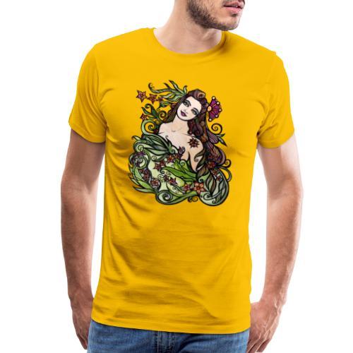 The Empress Goddess - Men's Premium T-Shirt