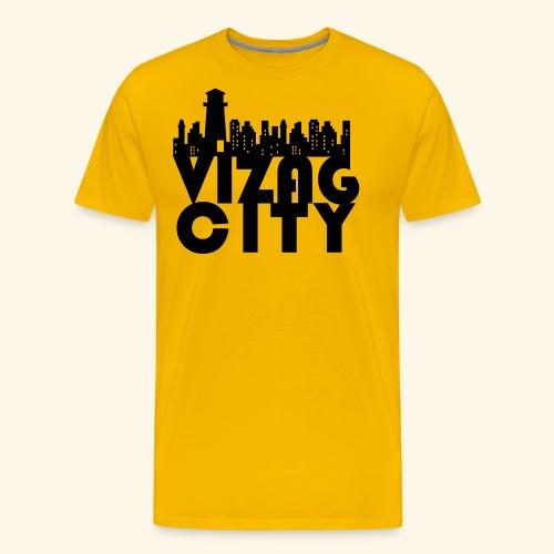 Vizag City - Men's Premium T-Shirt