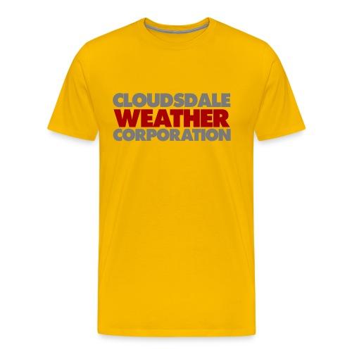 BigText png - Men's Premium T-Shirt