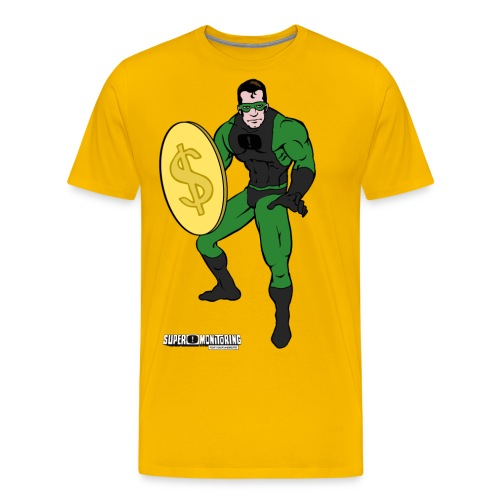 Superhero 4 - Men's Premium T-Shirt