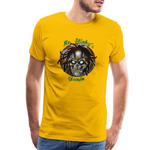 Mr Stinky's Ganga - Men's Premium T-Shirt
