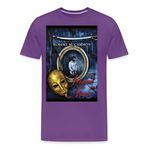 Freedom of the Mask - Men's Premium T-Shirt