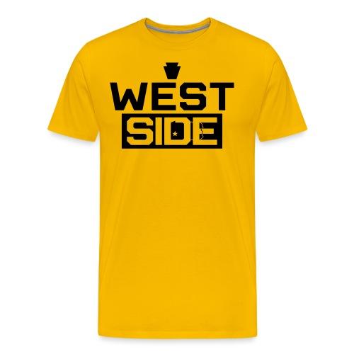 West Side - Men's Premium T-Shirt