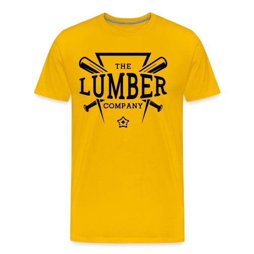 lumber - Men's Premium T-Shirt