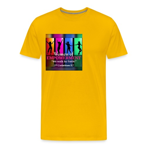 Woman Of Empowerment - Men's Premium T-Shirt
