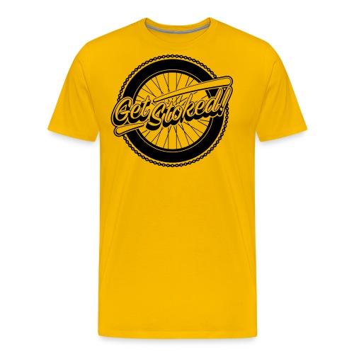 Get Stoked - Men's Premium T-Shirt