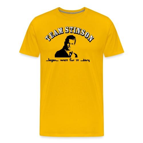 3134862_13873489_team_stinson_orig - Men's Premium T-Shirt