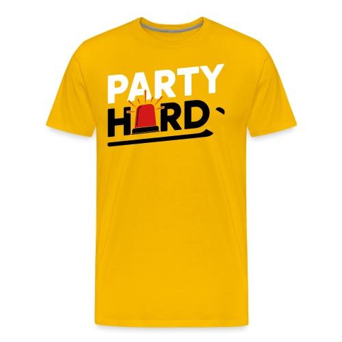 party hard 2018 - Men's Premium T-Shirt