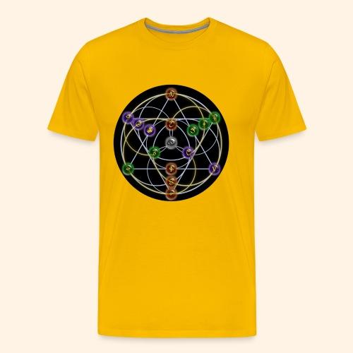 2017 Alchemical Flow - Men's Premium T-Shirt