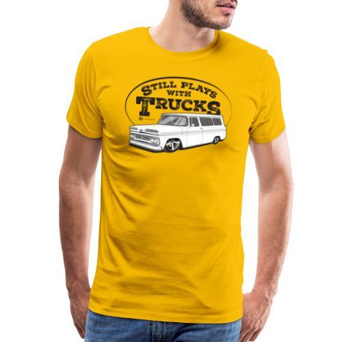 60Suburban BLK - Men's Premium T-Shirt