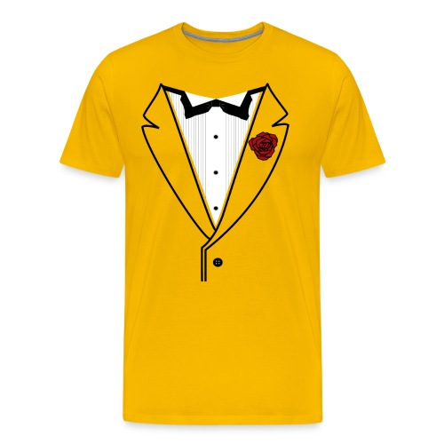blackline - Men's Premium T-Shirt