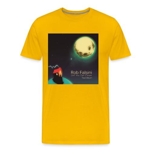 robcoverCOLORCORRECT jpg - Men's Premium T-Shirt