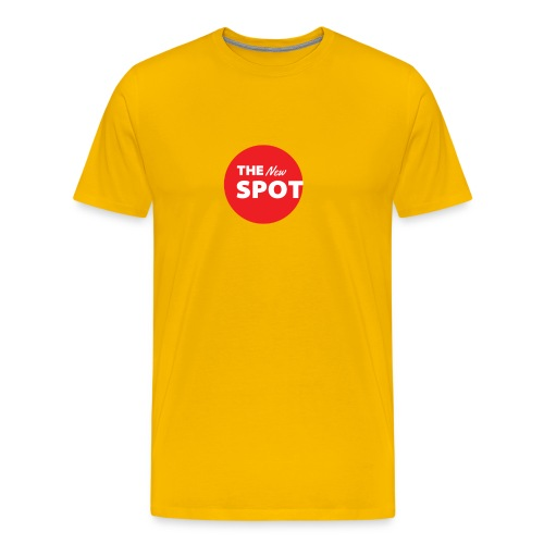 The New Spot - Men's Premium T-Shirt