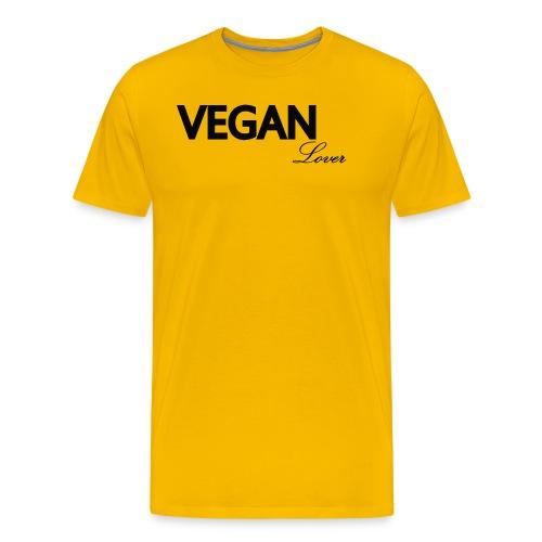 Vegan Lover - Men's Premium T-Shirt