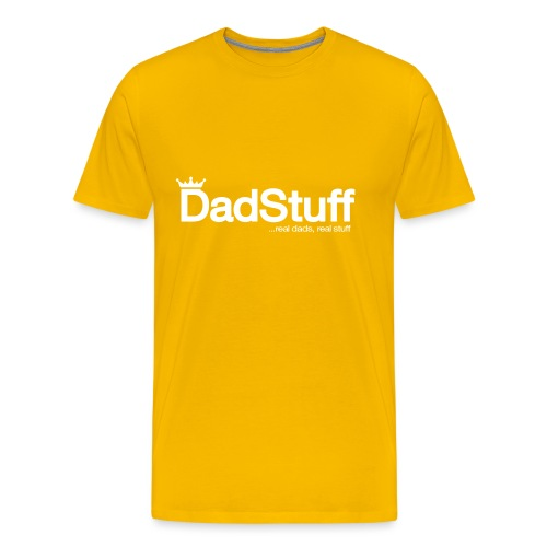 DadStuff Full View - Men's Premium T-Shirt