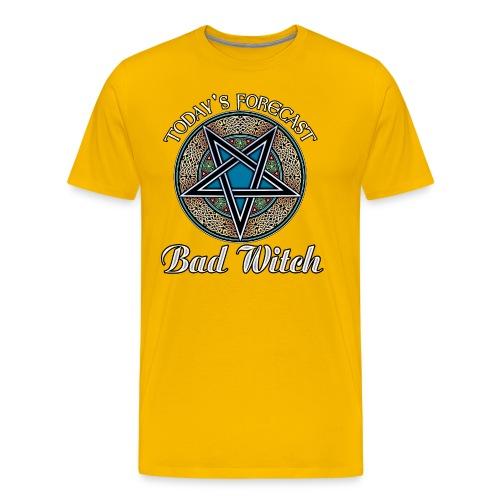 witch bad - Men's Premium T-Shirt