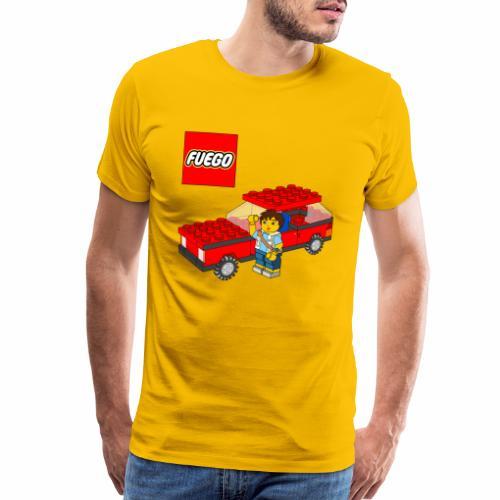 fuego - Men's Premium T-Shirt