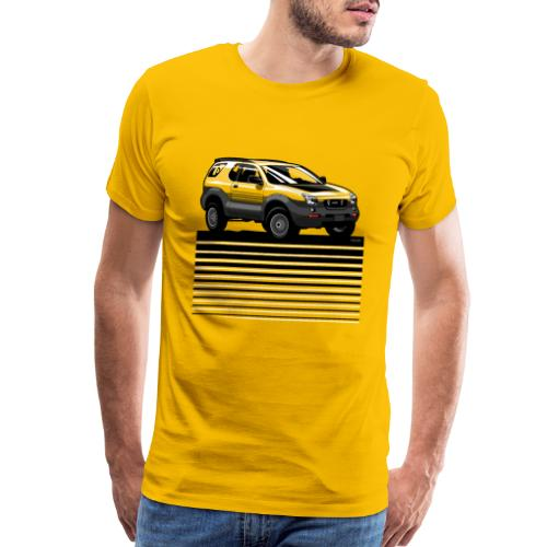 VX SUV Lines - Men's Premium T-Shirt