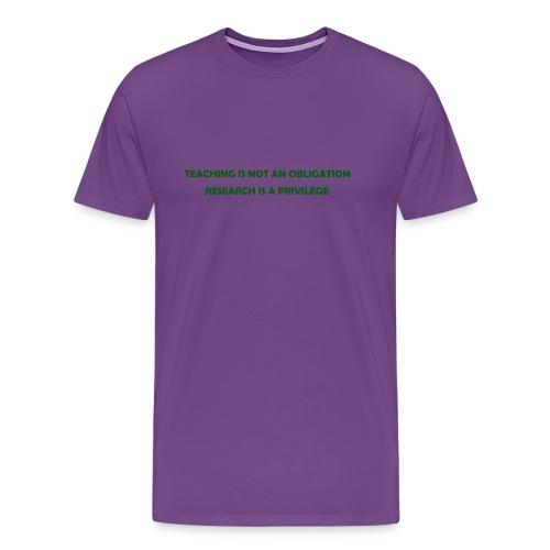 Teaching - Men's Premium T-Shirt