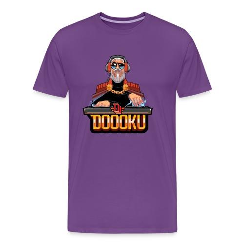 DJ DOOKU - Men's Premium T-Shirt