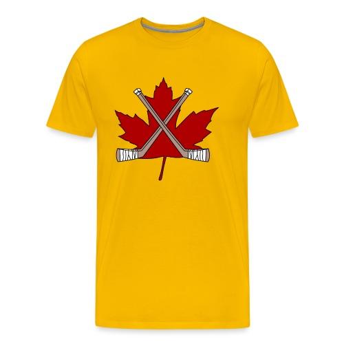hoser logo 2016 copy png - Men's Premium T-Shirt