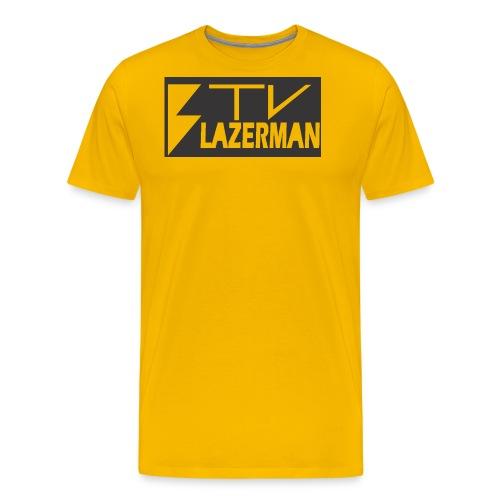 BTV Edited png - Men's Premium T-Shirt