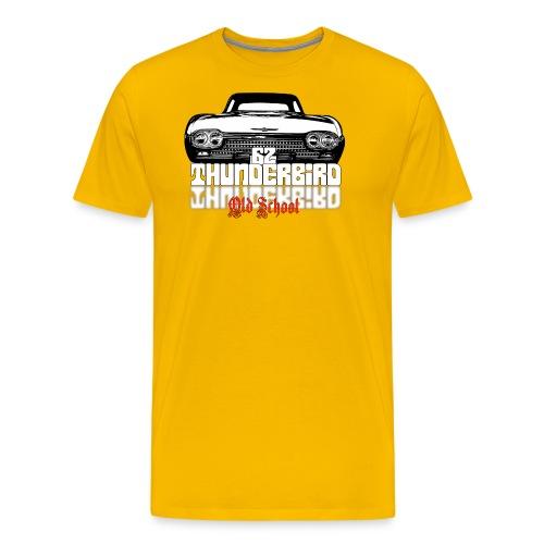62 TBIRD - Men's Premium T-Shirt