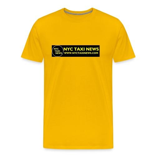 NYC TAXI NEWS - Men's Premium T-Shirt