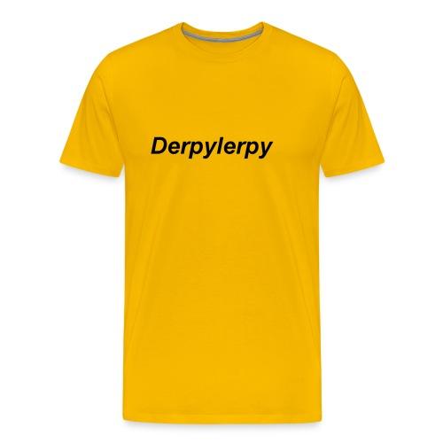 derpylerpy - Men's Premium T-Shirt