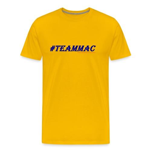 #TEAMMAC - Men's Premium T-Shirt