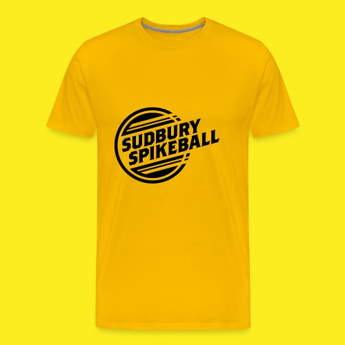 Sudbury Spikeball - Men's Premium T-Shirt