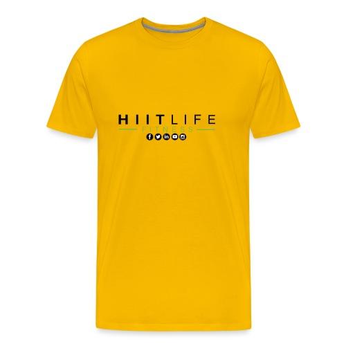 HLFLogosocial - Men's Premium T-Shirt