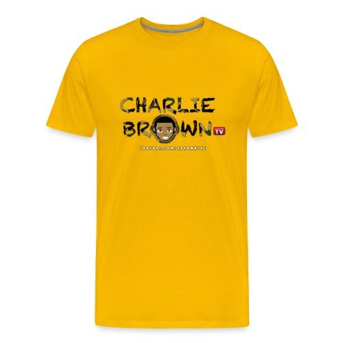 cblogoarmy1 - Men's Premium T-Shirt