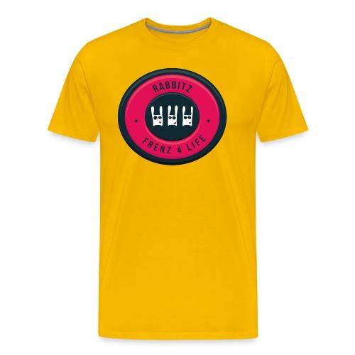 Rabbitz - Frenz 4 Life! - Men's Premium T-Shirt