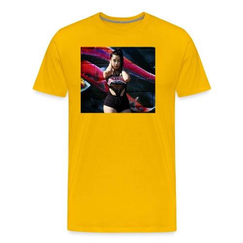 Urban Woods 2 - Men's Premium T-Shirt