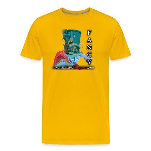 Fancy Hat Emote - Men's Premium T-Shirt