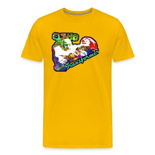 osho transformer - Men's Premium T-Shirt