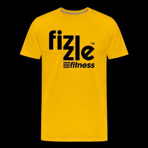 FF Logo Black - Men's Premium T-Shirt