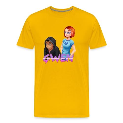 Gwen - Men's Premium T-Shirt