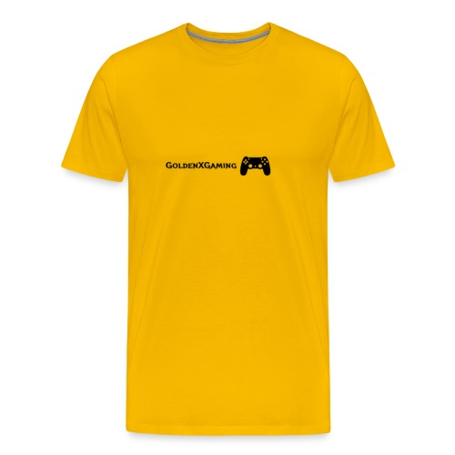 GoldenXGaming225 - Men's Premium T-Shirt