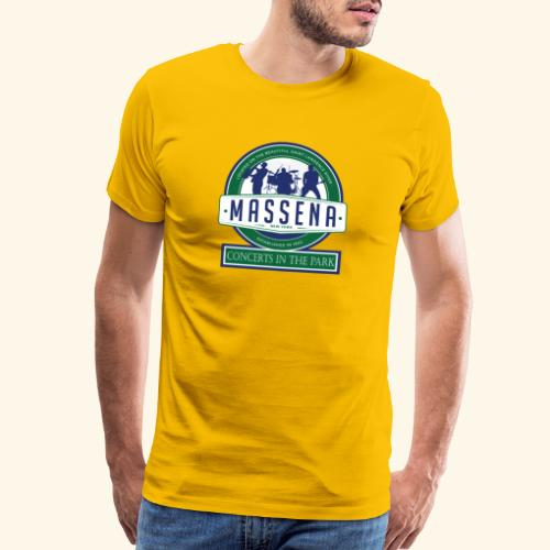 Massena CitP - Men's Premium T-Shirt